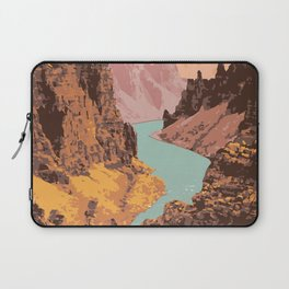 Tuktut Nogait National Park Laptop Sleeve