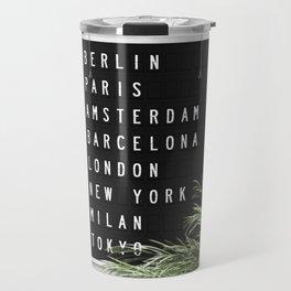 Dream Destinations after the Shutdown Travel Mug