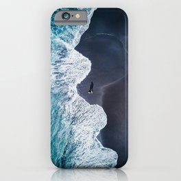 Beautiful Landscape Beach iPhone Case