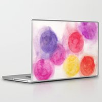 planets Laptop & iPad Skins featuring Planets by Gordon Pineo