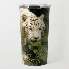 Approaching Tiger Travel Mug