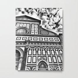 Santa Maria Novella Metal Print