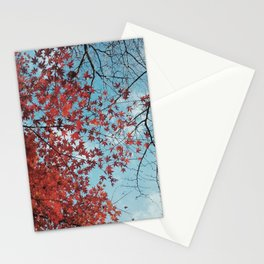 Autumn in Japan Stationery Cards