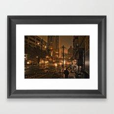 Nanjing I Framed Art Print