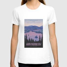 Parc National du Mont-Tremblant T-shirt