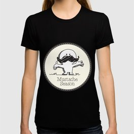 Mustache Season T-shirt