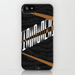 Bianconeri iPhone Case