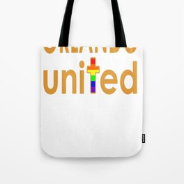 Orlando United Tote Bag