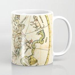 "Albrecht Dürer ""Celestial map of the Southern sky"" Coffee Mug"