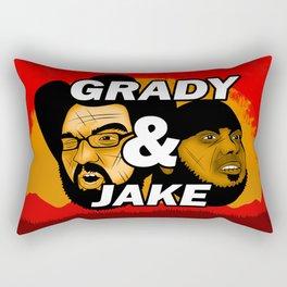 Grady & Jake Rectangular Pillow