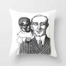 Gastromancy Throw Pillow