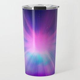 Bursting Galaxy Travel Mug