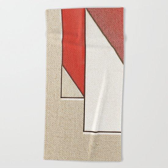 Il Più Semplice di Regate Beach Towel