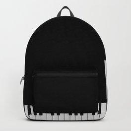 Piano Keyboard Backpack