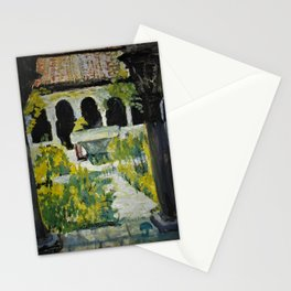 Cloisters - Metropolitan Museum of Art Stationery Cards