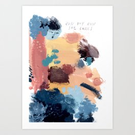 Abstraction 13 Art Print