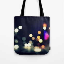 a street full of lighters Tote Bag