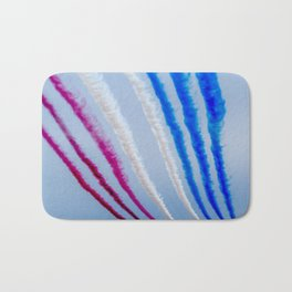 The Red Arrows. Bath Mat