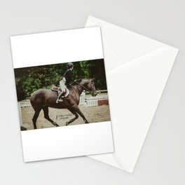 Beat The Clock Stationery Cards