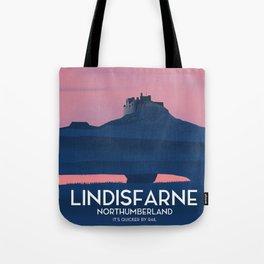 Lindisfarne, Northumberland Tote Bag