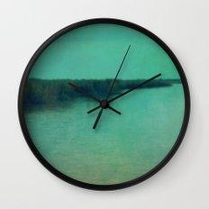 Sea and Sky Wall Clock
