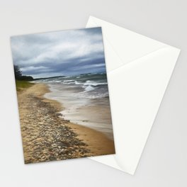 Huron Beach Stationery Cards