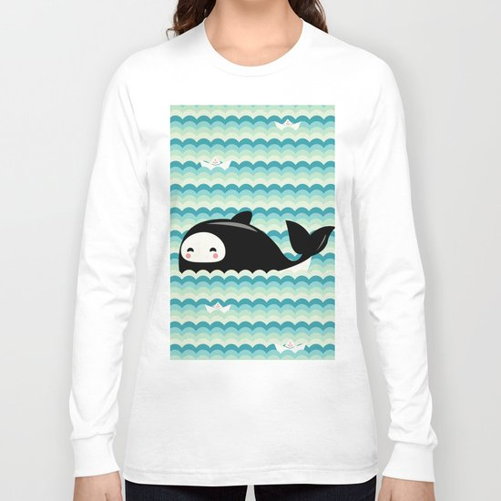 Where's Willy? Long Sleeve T-shirt