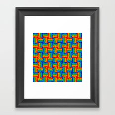 Cristalized Framed Art Print