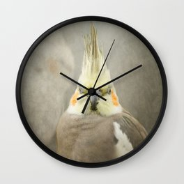 Last of the Mohicans Wall Clock