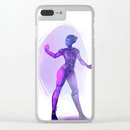 Asari Sentinel Clear iPhone Case