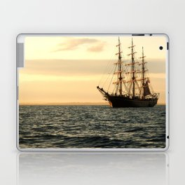 The Georg Stage while sunset  Laptop & iPad Skin