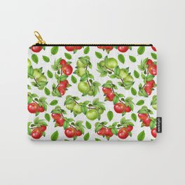 Apples on a Branch Carry-All Pouch