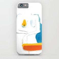 Orange + Blue iPhone 6s Slim Case