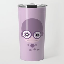 Amazed Jiggin Monkey Travel Mug