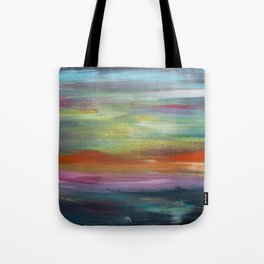 Waking Up Uncertain Where You Are Tote Bag