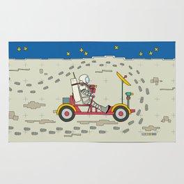 Moon Rover 1969 Rug