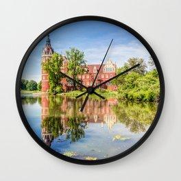 Muskau Park and Muskau Palace Wall Clock