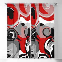 Turbulence Blackout Curtain
