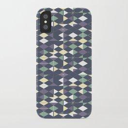 Haphazard Geometry iPhone Case