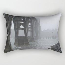 Yaquina Fog Rectangular Pillow