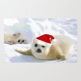 Save Me | Christmas Spirit Rug