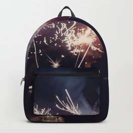 Sparkling light Backpack