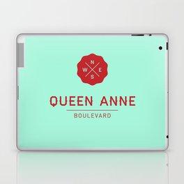 Queen Anne Boulevard Laptop & iPad Skin