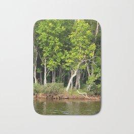 Enchanted Celtic Forest Bath Mat