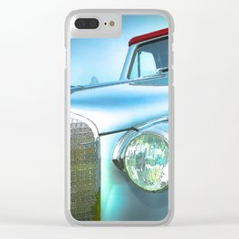 Cadillac Clear iPhone Case