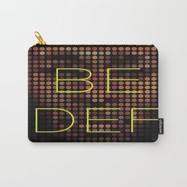 Be DEF Carry-All Pouch