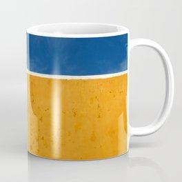 Mexican Yellow Coffee Mug