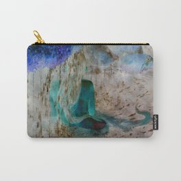 Mermaid: Back Carry-All Pouch