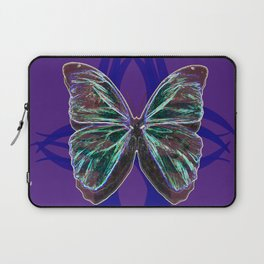 Insect, butterfly Laptop Sleeve