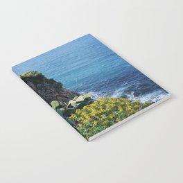coast of sicily Notebook